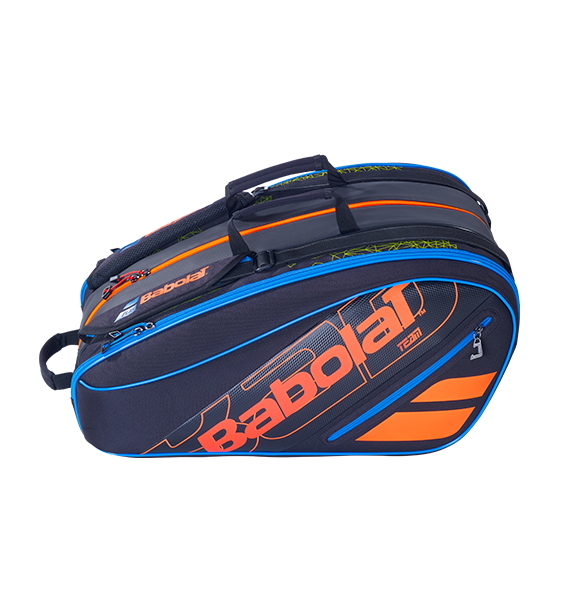 babolat rh team black blue