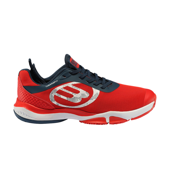 Bullpadel vertex light rojo