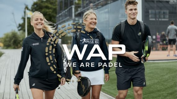 WE ARE PADEL